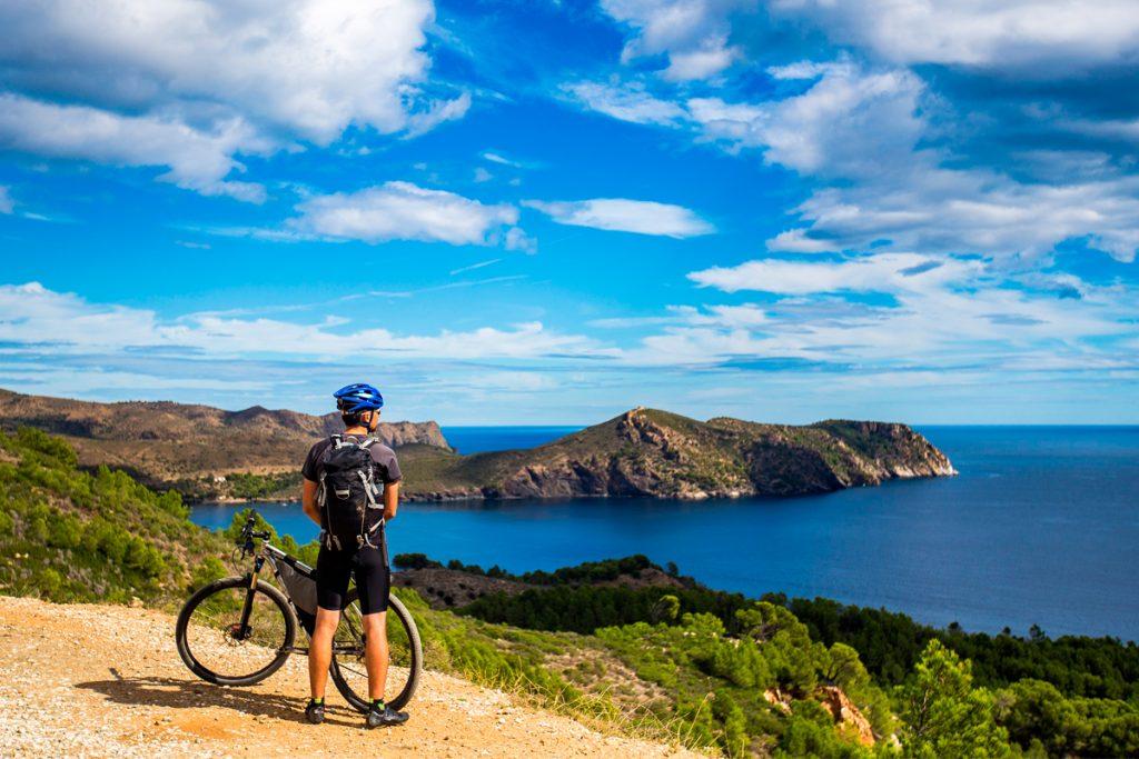 Cicloturismo en La Costa Brava